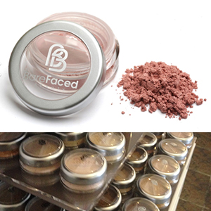 Award winning mineral make up